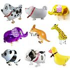 Cute Kid Foil Pet Animals Walking Balloon Helium Fun Toy Party Birthday Decors T