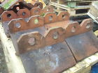 16 X ANTIQUE RIDGE TILES AS PER PHOTOS - A27 ARUNDEL RECLAMATION