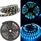 5m/16ft SMD5050 LED Flexible Strip Naked 300leds Non-Waterproof Black Board