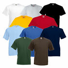 NEU - Fruit of the Loom - Super Premium Herren T-Shirt Kurzarm - 10er Sparset
