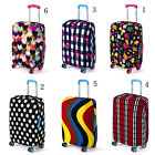 Elastic Dust-proof Travel Luggage Cover Suitcase Protector 20- 30* S/M/L R L O