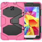 """Waterproof/Dirt/Shockproof Stand Case for Samsung Galaxy Tab E 8.0"""" 8"""" T377 T375"""