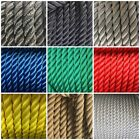 3 Strand Floating Polypropylene Mooring Line Marine Rope All Size From £0.55/pm.