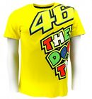 Valentino Rossi Official VR46 'The Doctor' Adult MotoGP T-Shirt Size XL