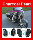 Charcoal Pearl Lower Vented Fairing fit Harley 2014-17 Road Street Electra Glide