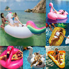 Inflatable Giant Swim Pool Floats Raft Swimming Fun Water Sports Beach Toy Gift