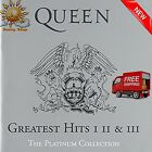 The Platinum Collection: Greatest Hits I, II & III Box set Queen (Audio CD)