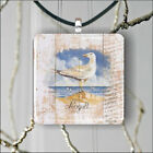 BIRD SEAGULL MARINE COLLECTION PENDANT NECKLACE 3 SIZES CHOICE -gsd3Z