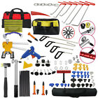 PDR Tools Rods Whale Tales Dent Lifter Kit Glue Puller Paintless Dent Repair Kit
