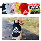 Pet Clothes Dog Puppy Warm Sweater Hoodie Coat Jacket Costume adidog S-XXL