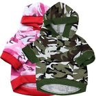 Camouflage Capped Wholesale Dog Cloth T-Shirt Pet Boy Girl Puppy Cat Vest Summer