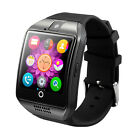 Waterproof Bluetooth Smart Wrist Watch Pedometer Camera Phone for Android Iphone