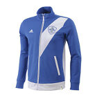 adidas Men's Brazil Praia Do Samba F.C Track Top Jacket Satellite/White Z37875