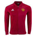 adidas Men's Manchester United 16/17 Anthem Jacket Red AP1793