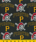 "Pittsburgh Pirates MLB Baseball Valance Panels Choose: 40"", 52"", 80"" x 13"" L on Ebay"