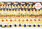 Authentic baltic amber necklaces for adult. 45-48 cm/17.7-18.8 in.