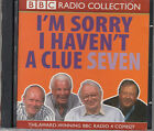 I'm Sorry I Haven't A Clue Seven 7 2CD Audio Book BBC Radio 4 Comedy FASTPOST