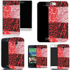 hard durable case cover for most mobile phones - red feral