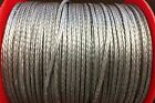 %100 Dyneema / Spectra Core 12 Strand Rope Silver Sailing Dinghy Low Stretch