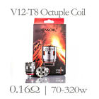 AUTHENTIC TF-v12 King Series Coils | V12-T8 Octuple 0.16ohm | 3 6 9 or 12 Pack