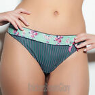 Freya Lingerie Erin Thong/Knickers Midnight 4137 NEW Select Size