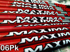 MAXIMA RED MATHEWS SHAFTS CUT FREE CARBON EXPRESS 1/2 DZ