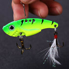 Spinner Spoons Fishing Lures Hard Metal Gear Swim Baits 4pcs Fishing Lure Tackle