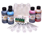 Non Oem Ciss Continuous Ink System Fits Epson T0711-5 Colour Dye Ink