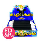 1 - 50 Magic Wands Cheap Kids Party Goody Bag Filler Toy Prize Wedding Loot