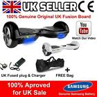 2 WHEEL SELF BALANCING BOARD SWEGWAY ELECTRIC SCOOTER BLUETOOTH HOVERBOARD CE