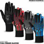 DBXGear Roubaix Windproof Cycling Gloves Full Finger with Silicone Grip Unisex