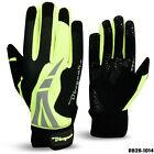 DBXGear Cycling Gloves Windproof Hi-Viz Breathable Full Finger Unisex