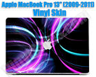 """Choose Any 1 Vinyl Decal/Skin for MacBook Pro 13"""" (2009-2011) - Free US Shipping"""