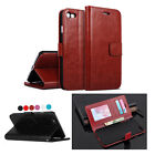 Leather Vintage Wallet Card Flip Stand Case Cover for iPhone 7 6/6S Plus 5/5S