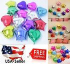 """10"""" Star / Heart Foil Balloon Birthday Baby Shower Bride Party FREE SHIPPING"""