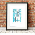 N+1 ❤ CYCLING ❤ poster art Limited Edition Print in 5 sizes #27