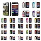 Huawei Ascend XT [AT&T GoPhone H1611] Dual Armor ShockProof Case  Design [Q]