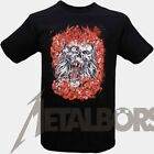 """Bloodbath """" Wretched Human Mirror """" T-Shirt with Back Print 105141#"""