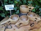 Ordinary Kuksa Nordic Lapland Finland Scandinavian Ancient Saami Wood Cup