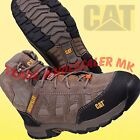CATERPILLAR STRUCTURE STEEL TOE CAP SAFETY WORK BOOT sizes UK 6-12