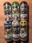 "Kirin, ""Fire"", Canned Coffee, Star Wars Wrapping, 6 kinds, Japan $4.66 USD"