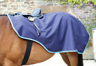 Shires Continental Pattern Exercise Sheet Rug Waterproof Fleece lined