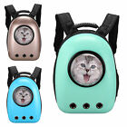Pet Carrier Cat Kitten Dog Backpack Cute Astronaut Capsule Style Carrying Bag