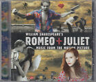 Romeo + And Juliet William Shakespear Film Soundtrack CD Radiohead Garbage