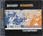Hallmark Jazz Sampler : Various CD FASTPOST