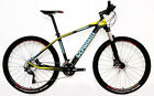 "STRADALLI CARBON FIBER 650B HARDTAIL BICYCLE SHIMANO SLX 27.5"" MTB MOUNTAIN BIKE"