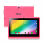 "iRULU 7"" Android 6.0 Marshmellow Quad Core Dual Cams 16GB Google GMS Tablet PC"