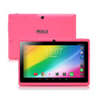 """iRULU 7"""" Android 6.0 Marshmellow Quad Core Dual Cams 16GB Google GMS Tablet PC"""