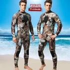 New Men 3mm Camouflage Camo Wetsuit for Scuba Free Diving Spear Fishing Swimming