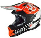 New JUST1 J32 Rave Motocross Enduro Helmet KTM SX SXF CR YZ KX RM